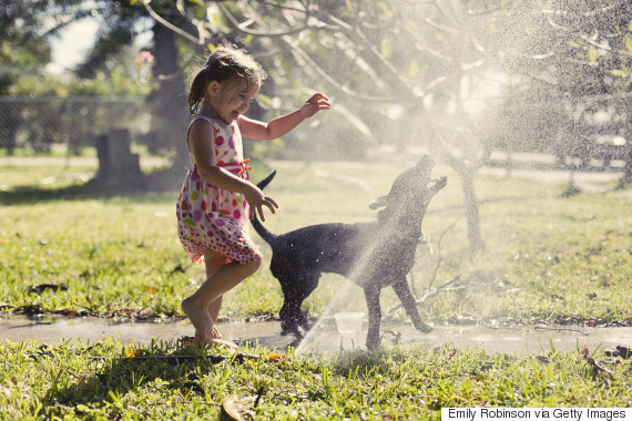 children pets