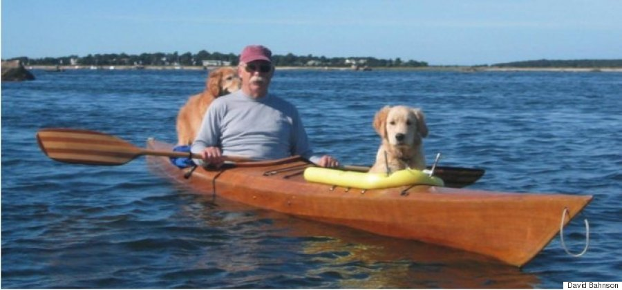 dog kayak 2