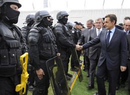 Sarkozy veut privatiser certaines missions de sécurité, mais à quel prix?