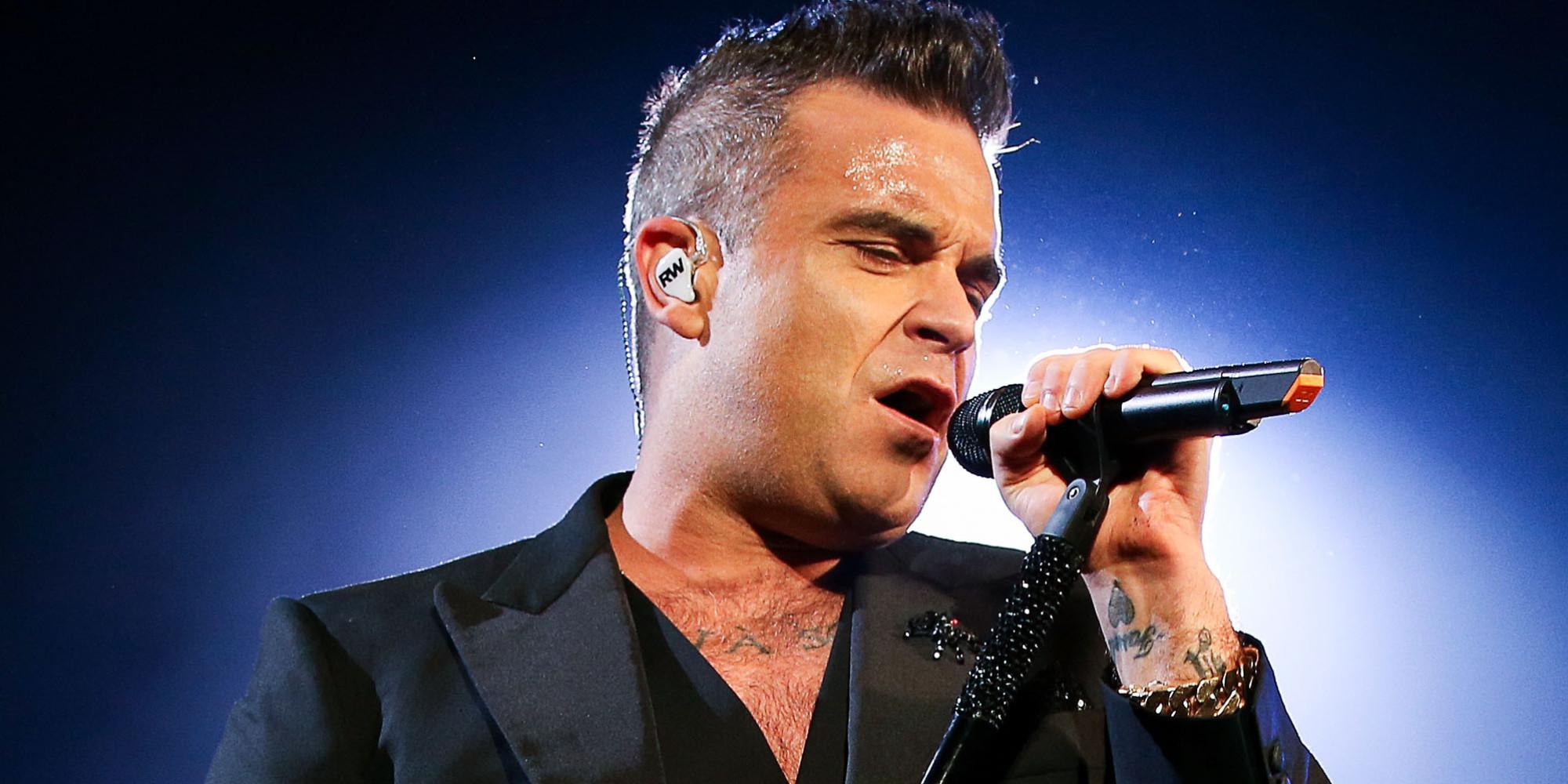 Robbie Williams предсказал стрельбу в Лас-Вегасе 15 лет назад