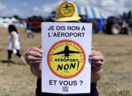 Hollande annonce un référendum local sur Notre-Dame-des-Landes