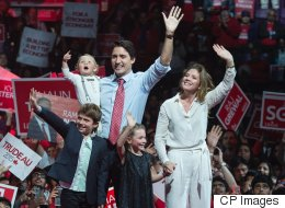 Mental Health Not A Taboo Subject In PM's Home: Grégoire-Trudeau