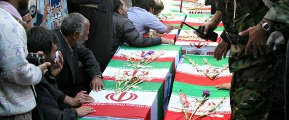 IRAN LOSSES IN SYRIA