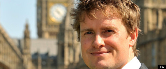 Tristram Hunt Tea Party