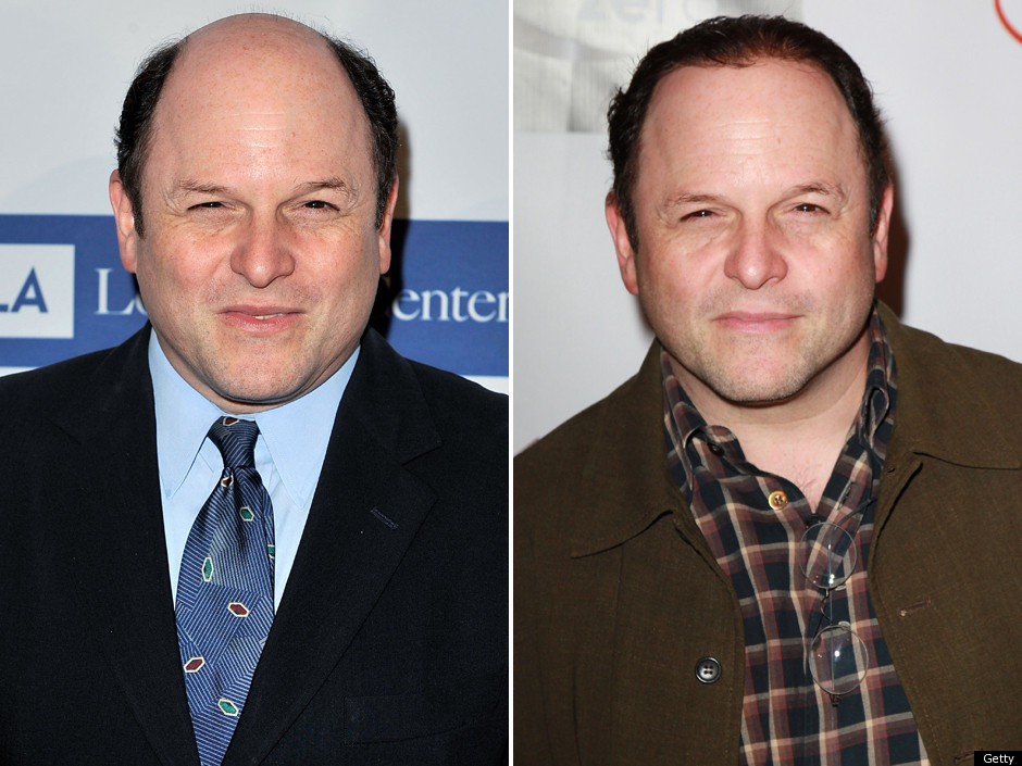 Jason Alexander Steps Out With Hair (PHOTOS) | HuffPost