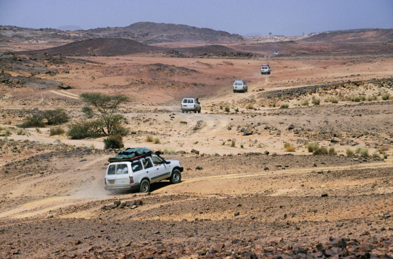 tourism in algeria