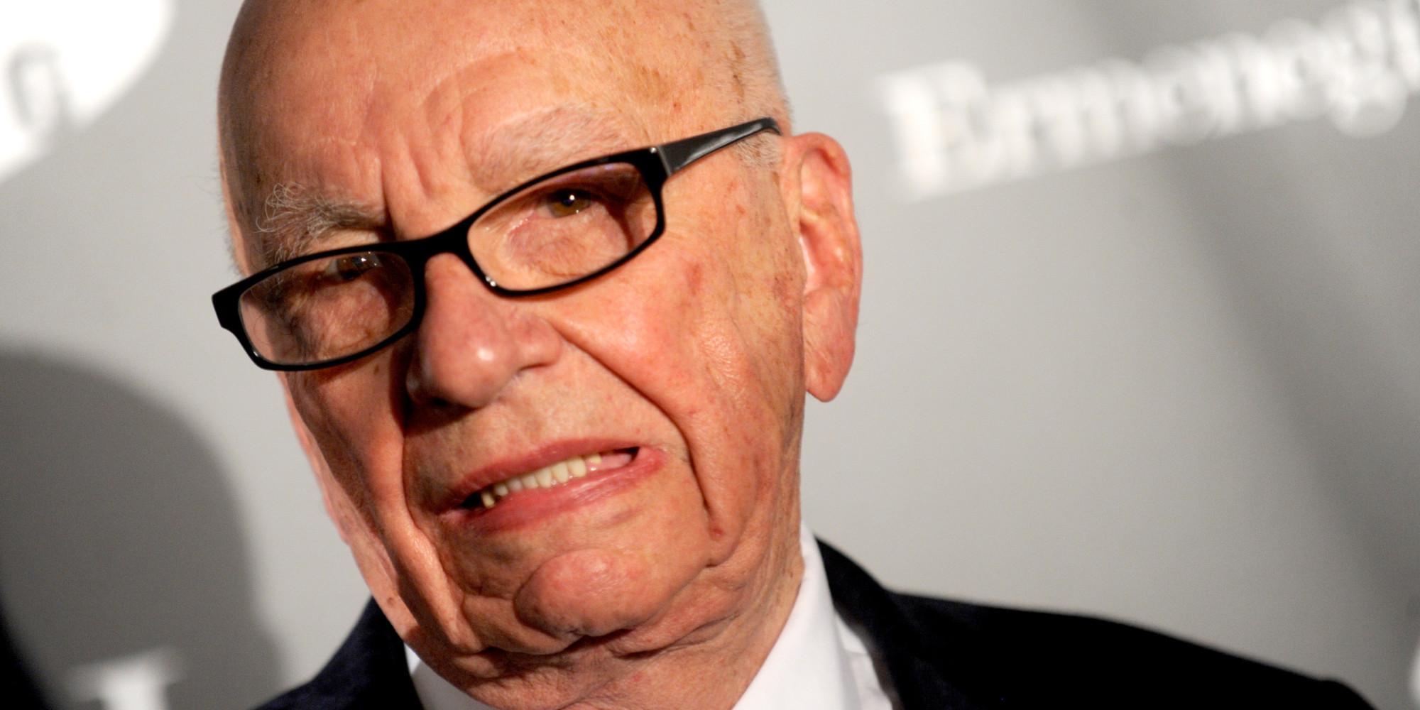 Rupert Murdoch's National Geographic Staff Cuts Are ... Rupert Murdoch