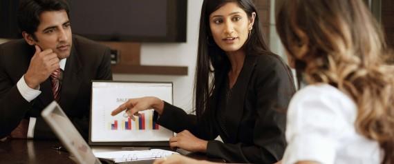 WOMAN JOB BUSINESS OFFICE