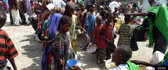 SOMALIA FAMINE 2011