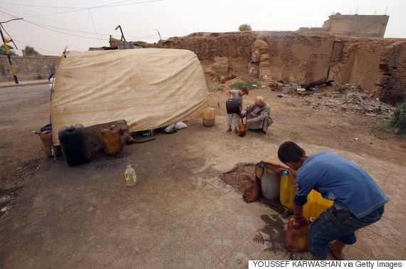 oil syria