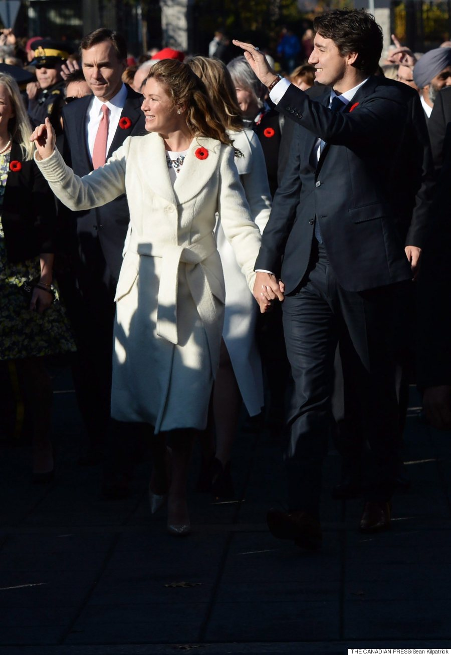 Sophie Trudeau Lands Fashion Magazine Cover: Sophie Grégoire-Trudeau Was Styled By Jessica Mulroney For