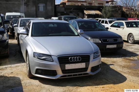 cars syria