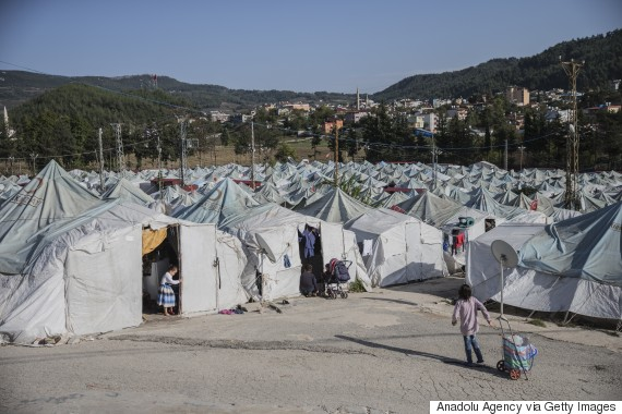camp syria