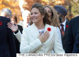 Sophie Grégoire-Trudeau Had Help From A Mulroney At The Swearing-In Ceremony