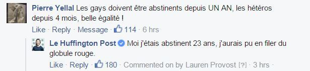 commentaire baptiste lecaplain