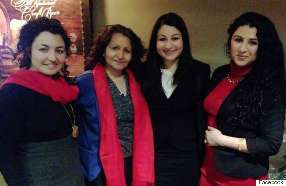 maryam monsef family