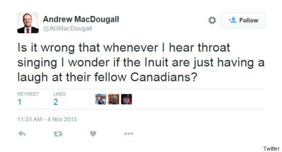 andrew macdougall