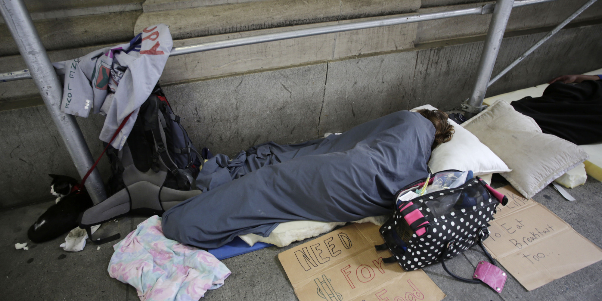 The National Coalition for the Homeless