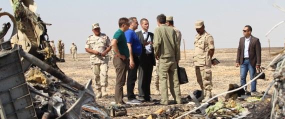 RUSSIAN AIRCRAFT IN SINAI