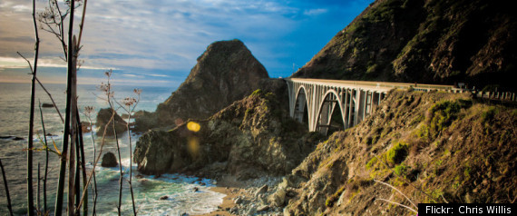Big Sur La Roadtrip