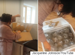 Woman Orders Table On eBay, Receives 40 Bags Of Live Fish
