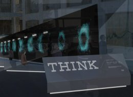 Art and Science Collide at IBM's THINK Exhibit