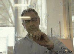 Χρύσανθος Δελλαρόκας: Από τη Νάξο, διευθυντής Ψηφιακής Μάθησης στο Πανεπιστήμιο της Βοστώνης