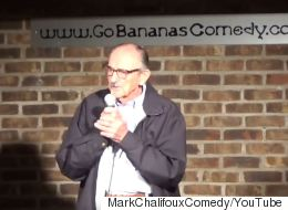 89-Year-Old Man Does Stand Up For The First Time, Absolutely Kills It