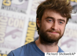 Daniel Radcliffe Doesn't Look Like This Anymore