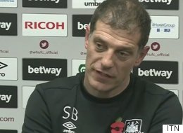 West Ham Manager Interrupted In Most Unexpected Way During Press Conference