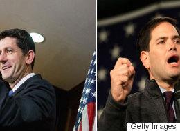 Rubio y Ryan dan marcha atrás con la reforma migratoria integral