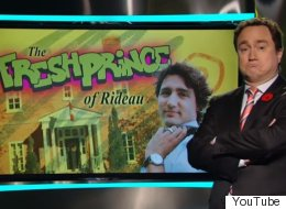 The Prime Minister Has A New Title: 'Fresh Prince Of Rideau'