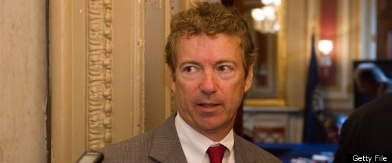 Rand Paul Pipeline Safety Bill Debate
