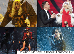 15 Most Memorable 'X Factor' Guest Performances Ever
