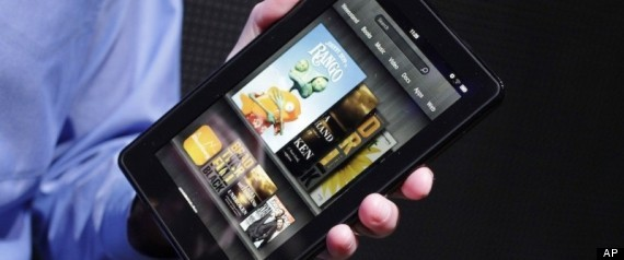 AMAZON KINDLE FIRE FEATURES