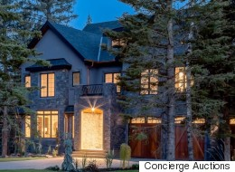 Luxury Alberta Homes Auction For Less Than Half Of Asking Price