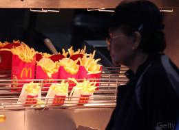 In diesem Land kosten Pommes bei McDonald's 126 US-Dollar