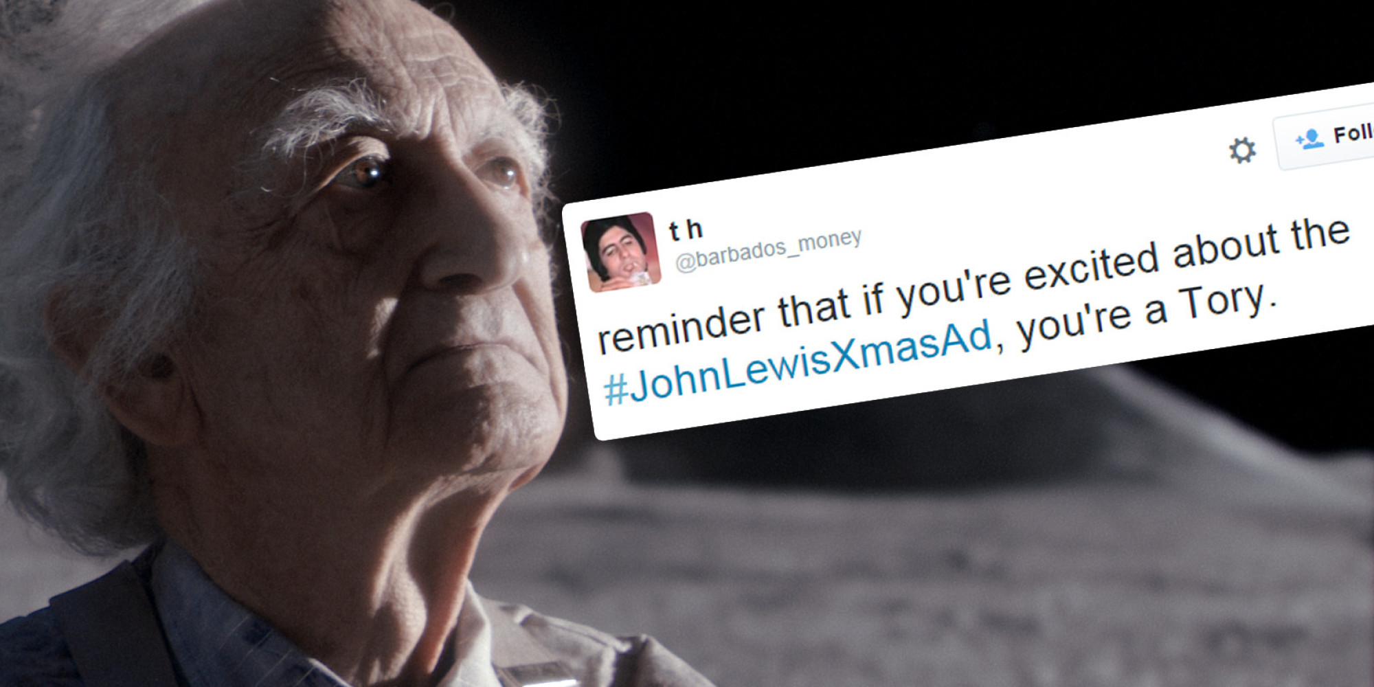 John lewis christmas advert 2015 the internet reacts the huffington