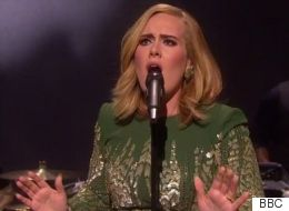 Adele Performs 'Hello' Live For The First Time, And It's As Glorious As You'd Expect