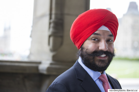 Justin trudeau 39 s cabinet is something to be proud of and for Navdeep singh bains