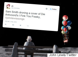 People On Twitter Are Suggesting New John Lewis Christmas Songs