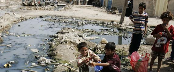 CHOLERA IN IRAQ