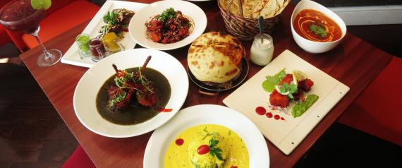 Amaya restaurateur hemant bhagwani takes tipping off the menu for Amaya indian cuisine menu