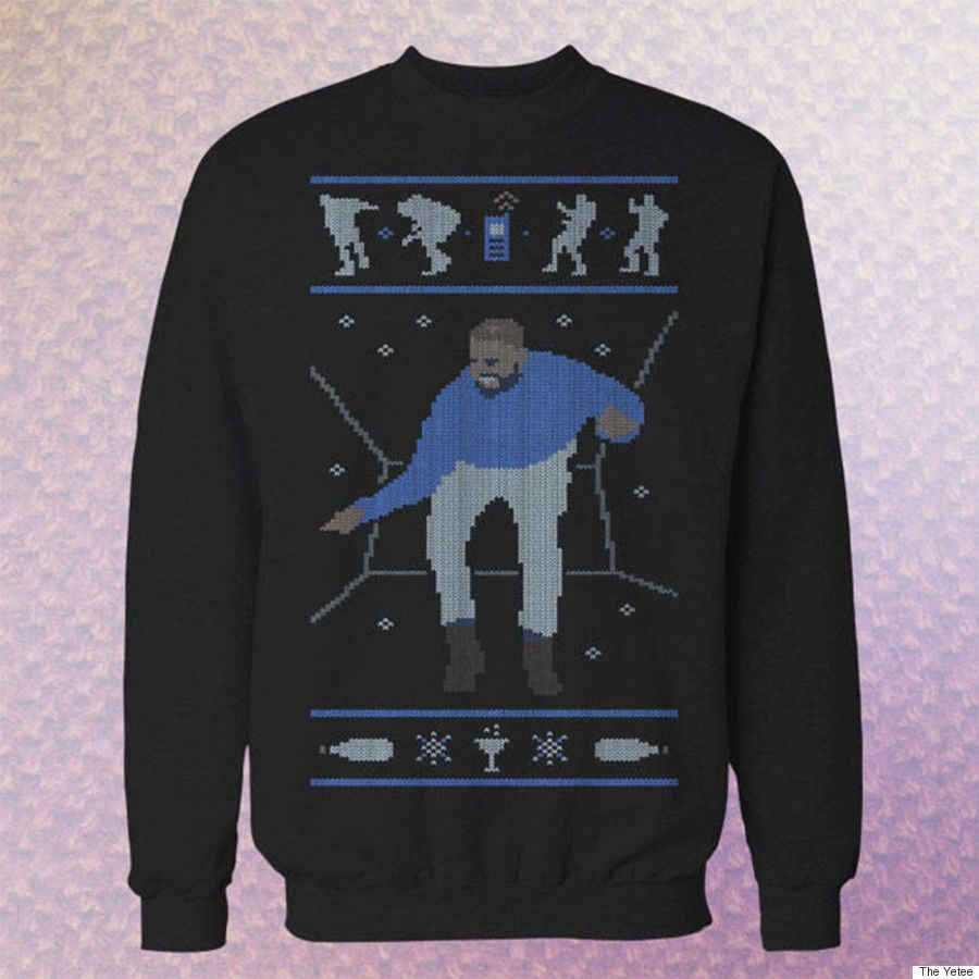 This Drake 'Hotline Bling' Christmas Sweater Is So Amazing It's ...