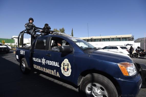 mexico drug police