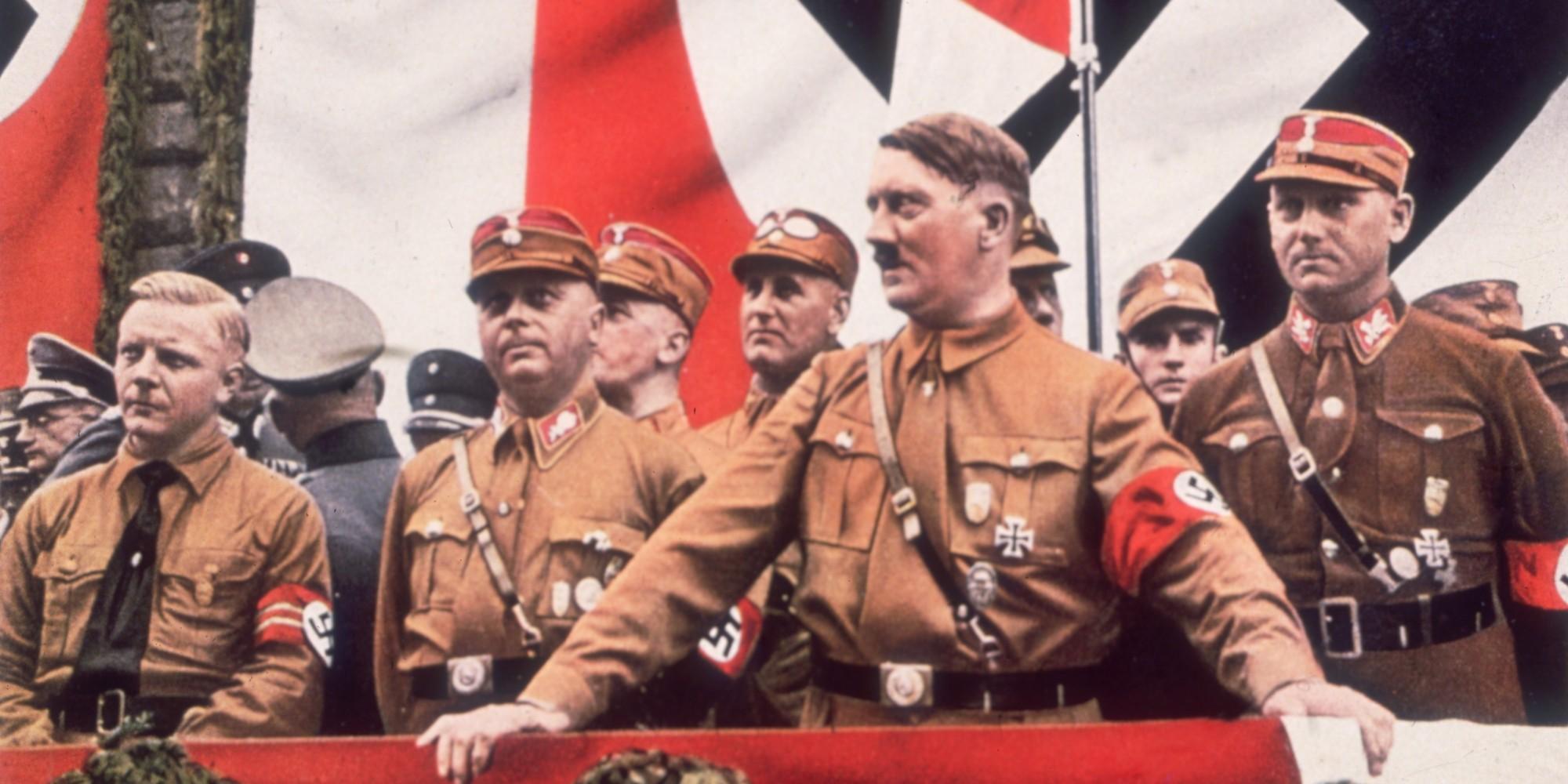 Nachfahren Hitler