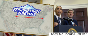 KEYSTONE LIGHT PIPELINE
