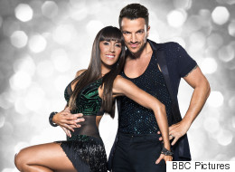'Strictly' Peter 'In Tears' Over Live Tour Conundrum