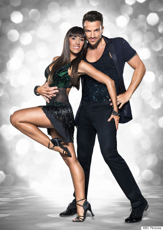 peter andre janette