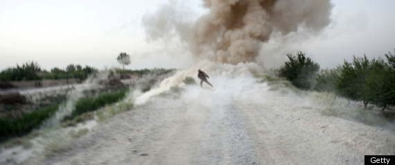 AFGHANISTAN INSURGENT ATTACKS